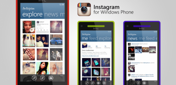 Instagram for Windows Phone Free Download