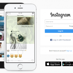 Instagram Login with Facebook | Instagram Help Center