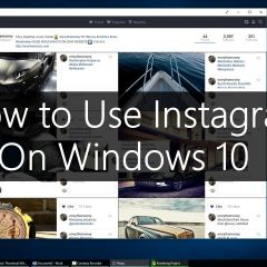 Instagram App for Windows 10 PC and Tablet