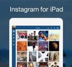 Instagram for iPad Free Download