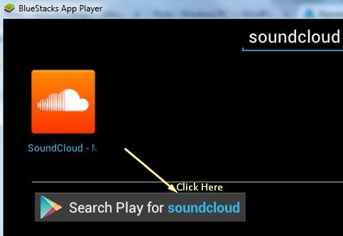 SoundCloud for PC