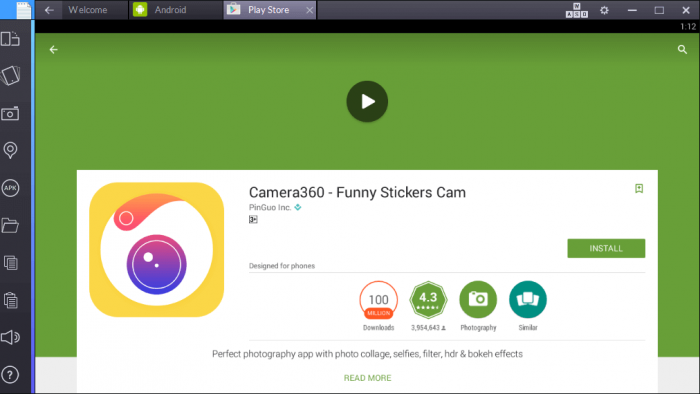Camera 360 for PC
