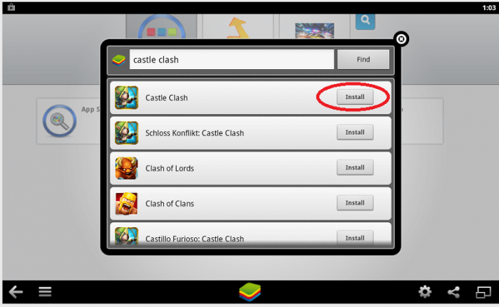 Castle Clash for PC