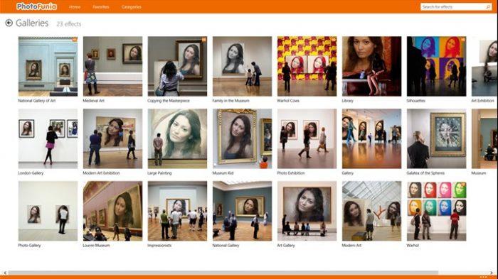 PhotoFunia for PC