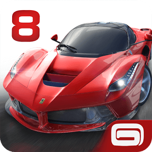 Asphalt 8 for PC