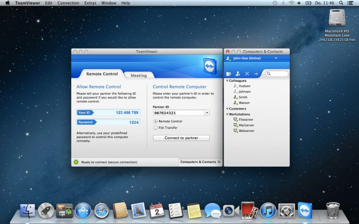 TeamViewer for PC