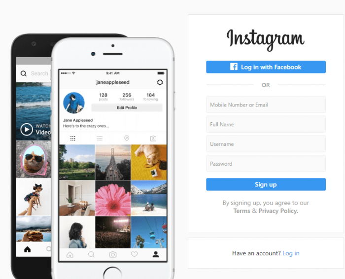 Create And Delete Instagram Account